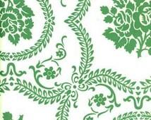 Casey Scroll Kelly Sis Boom Fabric