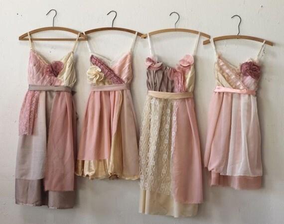 Individual Final Payment for Ellen Tabieros' Custom Bridesmaids Dresses