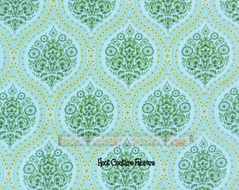 Petit Pierre Marseille floral damask from the Bonne Amies Collection for Michael Miller Fabrics 1/2 yard on sale