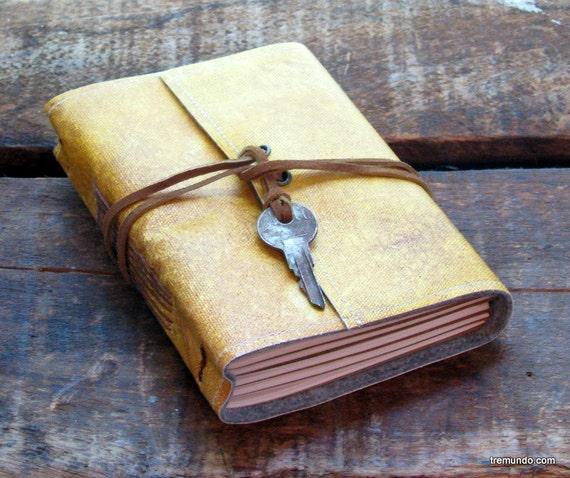 dirty little secrets tri fold journal