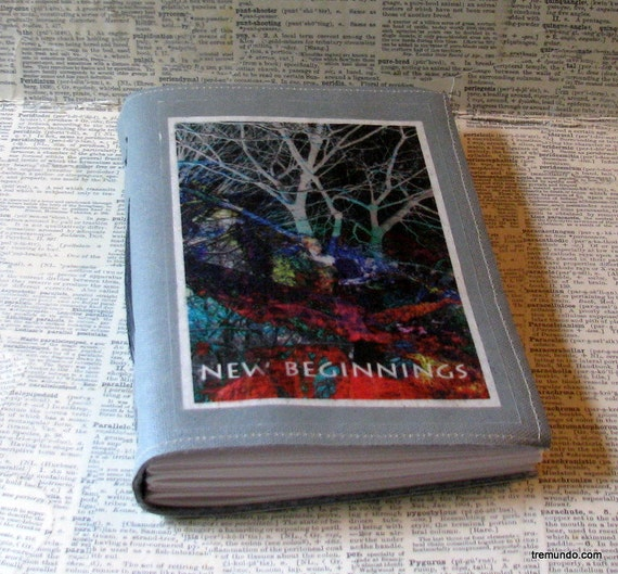 New Beginnings Mid Size Journal