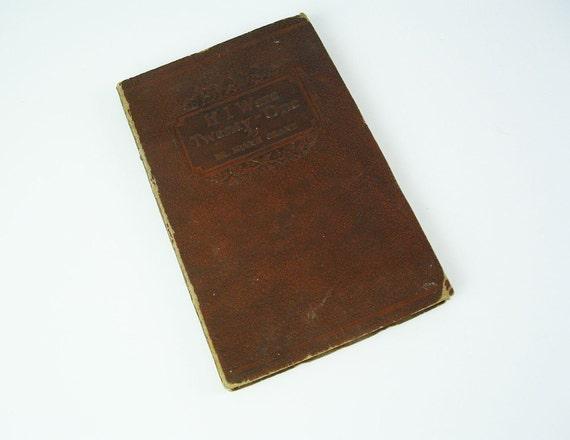 If I Were Twenty-One by Dr. Frank Crane Book 1928