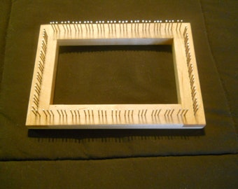 4 x 6 Traditional Mini Loom in Maple