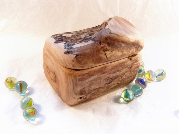Maple Driftwood Box, Oregon Coast driftwood, outdoor wedding, grooms gift from bride, beach wedding, anniversary gift
