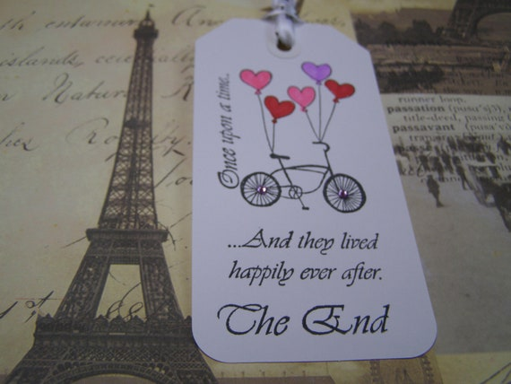 Happily Ever After Wedding Invitations: Once Upon A Time They Lived Happily Ever After Wedding