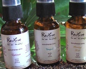 1oz Aromatherapy Spray - all natural - Pick the ReLive essential oil blend