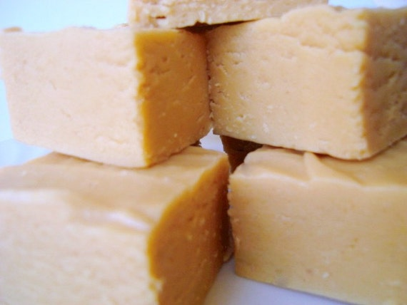 Julie's Fudge - PEANUT BUTTER - One Pound