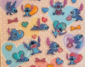 Disney Character Stitch sticker ST2