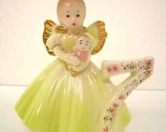Vintage Birthday Angel Age 7 by Josef Originals