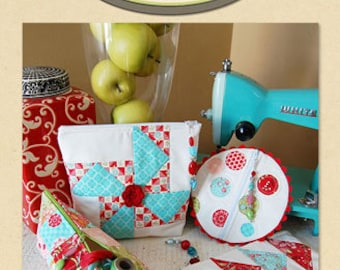 Clearance PATTERN SEW EASY Bags made from scraps