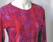 SALE: Scarlet's Purple Rain Atomic Lace Tee (medium)