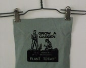 Grow A Garden Patch Screen Printed