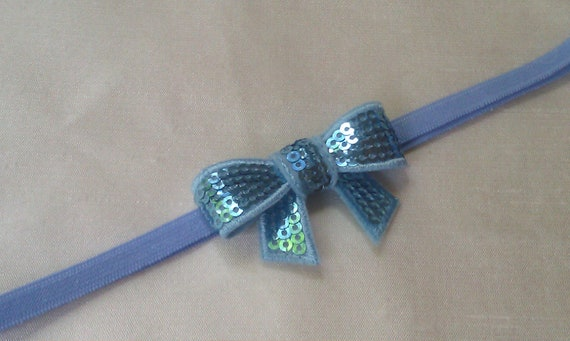 Something Blue Bridal Garter Wedding Garter