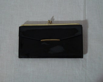 Vintage wallet clutch