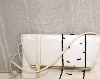 birch tree handbag