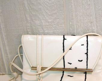 birch tree handbag