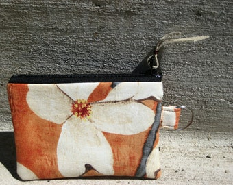 Coin Purse in Dogwood - pouch