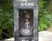 Beyond the grave fortune teller
