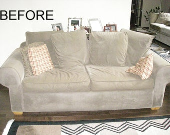 Custom Couch Slip Covers Replace or Remake