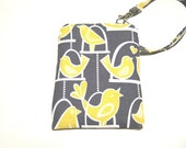 Yellow Bird handmade gadet case cell phone mobile phone case