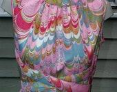 SALE ///  MoD MAXi by LESLIE Fay Originals Pink Blue 36  M - L