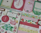 """Crate Paper LIttle Bo Peep 6"""" Paper & Extras"""