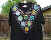 Halloween T shirt adult size Medium