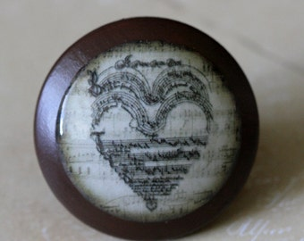 Vintage Knobs Music from the Heart