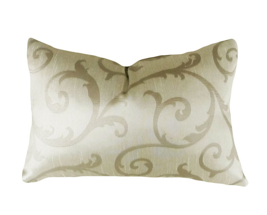 Pillow Sale Christmas Silver Pillows Metallic By