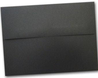 Classic Crest EPIC BLACK A7 80lb Envelopes - 50 pk