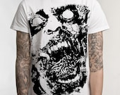 Zombie Tshirt - The Outbreak Horror Movie T shirts Mens