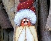 Jolly Ol Santa Ornament