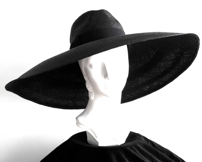 wide brim panama fedora hat womens sun hat floppy straw