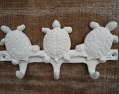 turtle hooks, great gift for animal lovers, available in many colors