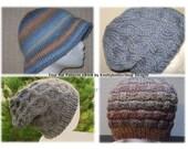 Four Hat Patterns