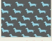 Wrapping Paper - Dog Breed Silhouette - Personalized Gift Wrap Sheets - You Design