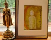 Sun Buddha - print