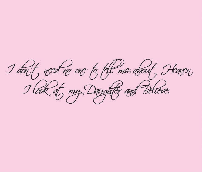 Quotes For A Daughter: My Beautiful Daughter Quotes. QuotesGram