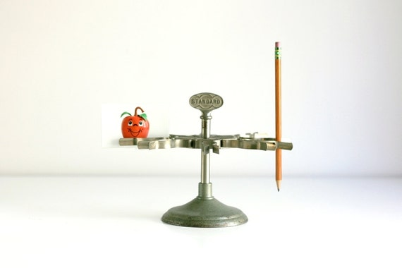 Industrial Metal Stamp Stand