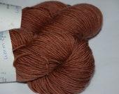 Studio June Yarn MCN Light Worsted - Warm Chocolate Brown LOT B