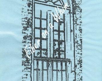 Window Ready to Print Thermofax Screen
