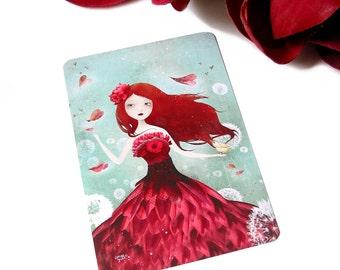The Flower Fairy - Postcard
