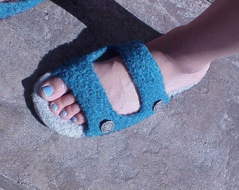 Birkenslippers, wonderful soft sandal style slippers