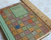 """Vintage 1928 Sewing  Book, McCall's """"Dressmaking Made Easy"""" by Lucy I. Baldt"""