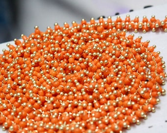 The beads chain