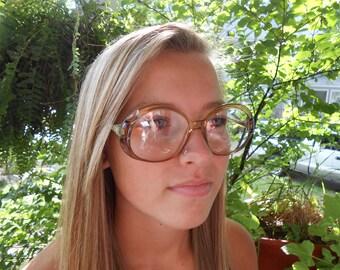 Vintage Eyeglasses: 1980's Terri Brogan Frames