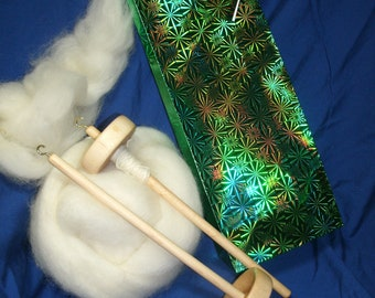 Make your own yarn - Drop Spindle Kit