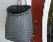 Primitive Front Porch Basket