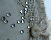 50 Glass Diamond Cut Rhinestones Scrumptious Gems