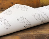 Bicycle Gift Wrap Paper - Wrapping Paper Tandem Wedding